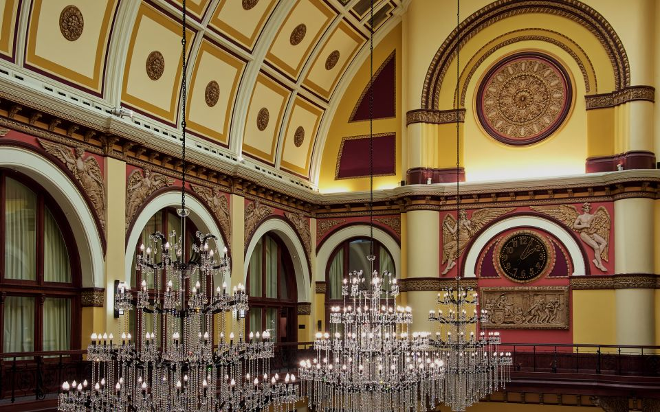 Wedding venues in nashville tn union station hotel grand lobby junglespirit Image collections
