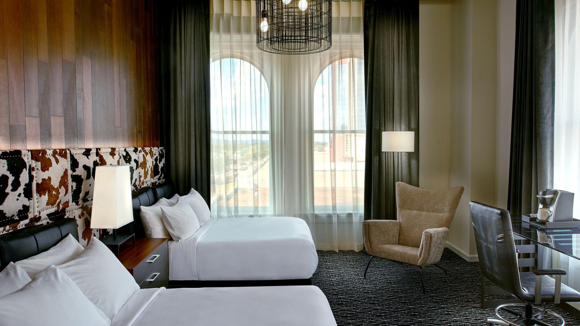 Downtown Nashville Hotel Union Station Hotel
